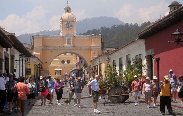 Dan a conocer mapa  turístico en Guatemala