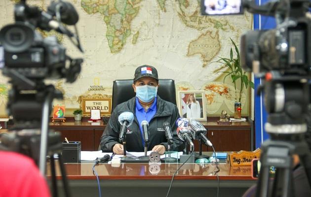 Ministra de Vivienda: Decreto 145 es para suspender desalojos y lanzamientos, no para incentivar el no pago