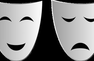 Comedia, drama, tragicomedia...quizás tienes talento y no lo sabes. Foto: Pixabay.