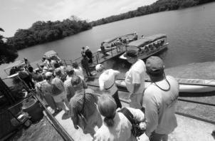 La brújula del turismo debe señalar al acaparamiento de visitantes provenientes de geografías de alto poder adquisitivo. Foto: Archivo. Epasa.