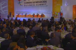 Foto/México, Cumbre de Negocios