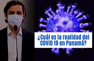 Rodrigo De Antonio Director del Centro de Investigación en Vacunas de Panamá y parte del Consejo Asesor del Minsa.