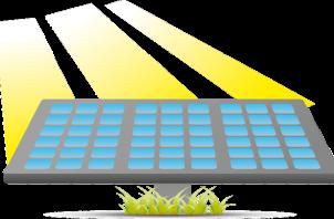 Celdas solares. Imagen: Pixabay