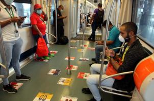 El Metro de Panamá y Mi Bus han tomado otras medidas, para su funcionamiento a partir del 1 de junio.