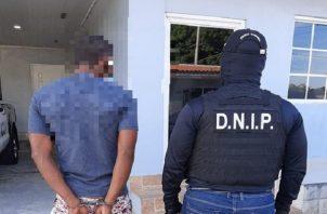 Capturan a sospechosos de doble crimen en Las Colinas de San Miguelito.