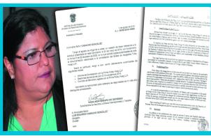 La fiscal Tania Sterling no podía participar del proceso de extradición del expresidente Ricardo Martinelli, porque en el mismo solo tenía competencia la Corte Suprema de Justicia.