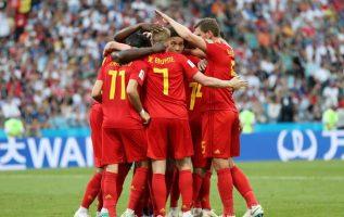 Bélgica es favorita. EFE