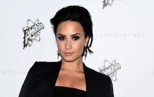 Demi canceló su gira para rehabilitarse.