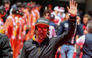 Fernando Alonso. Foto:EFE