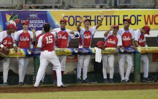 Cuba tuvo una buena primera ronda  Foto:EFE